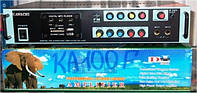 Усилитель звука - караоке KA-100F
