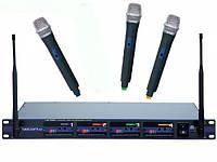 Радиосистема AMC UHF888 мікрофони