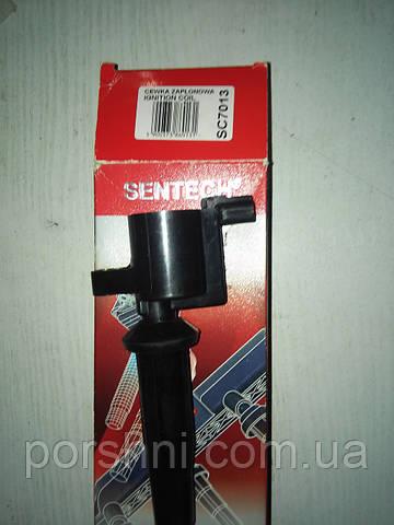 Катушка  зажигания  Focus II 1.8 - 2.0.   Mondeo 2007 >Sentech SC7013. N:1224925
