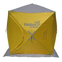 Палатка зимняя Куб Extreme Helios (Тонар, Барнаул) 2х местная