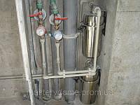 Монтаж труб водоснабжения