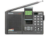 Цифровое радио DEGEN DE-1121 с MP-3 плеером