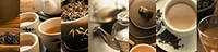 Керамическая плитка Karelia English Tea коричневый