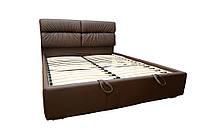 Кровать двуспальная Оксфорд 1,6*2 и 1,6*1,9 м с подъемным механизмом