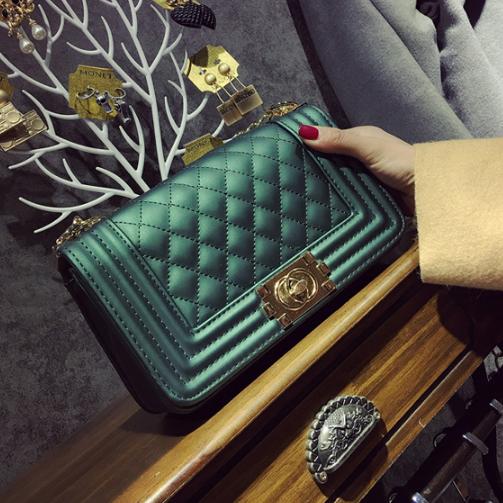 Стильная маленькая женская сумка. Модель 2058
