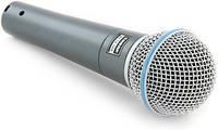 Микрофон шнуровой SHURE BETA 58A