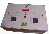 "Инкубатор ""Курочка Ряба"" ИБ-100 вентилятор (механич. переворот+ цифр. терморегулятор)"