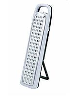 Светодиодный аварийный светильник с аккумулятором  60 LED