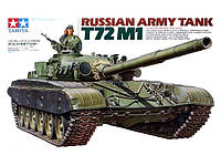 Танк T-72M1 1/35 TAMIYA 35160