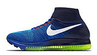 Кроссовки мужские Nike Zoom All Out Flyknit blue