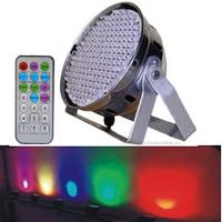 Прожектор на светодиодах BMPAR186*10MM-REMOTE