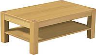 Стол журнальный из дерева 139