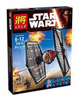 Конструктор Star Wars Истребитель войск первого ордена 79210 562 дет.