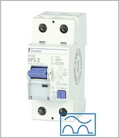 ПЗВ «DFS2 40-2/0,03-A » тип A, струм витоку 0,03А, ном.струм 40А