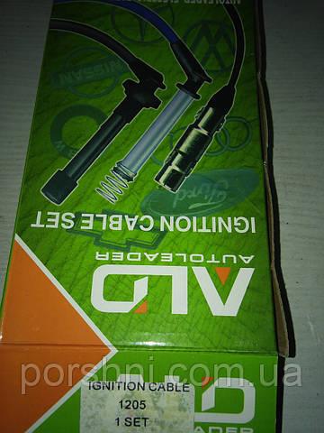 Провода  высоковольтные Форд  Эскорт   OHV  CVH 1.4 - 1.6  89 --  EDPM  12-05