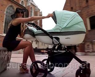 KUNERT - впервые в Украине лучшие модели колясок. Уже в продаже!  NEW 2017
