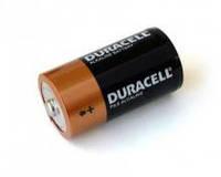 Батарейка Duracell тип C (R14)