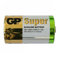 Батарейка GP Super ALKALINE LR20 1,5V