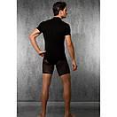 Мужская черная футболка-водолазка Doreanse 2730, фото 2