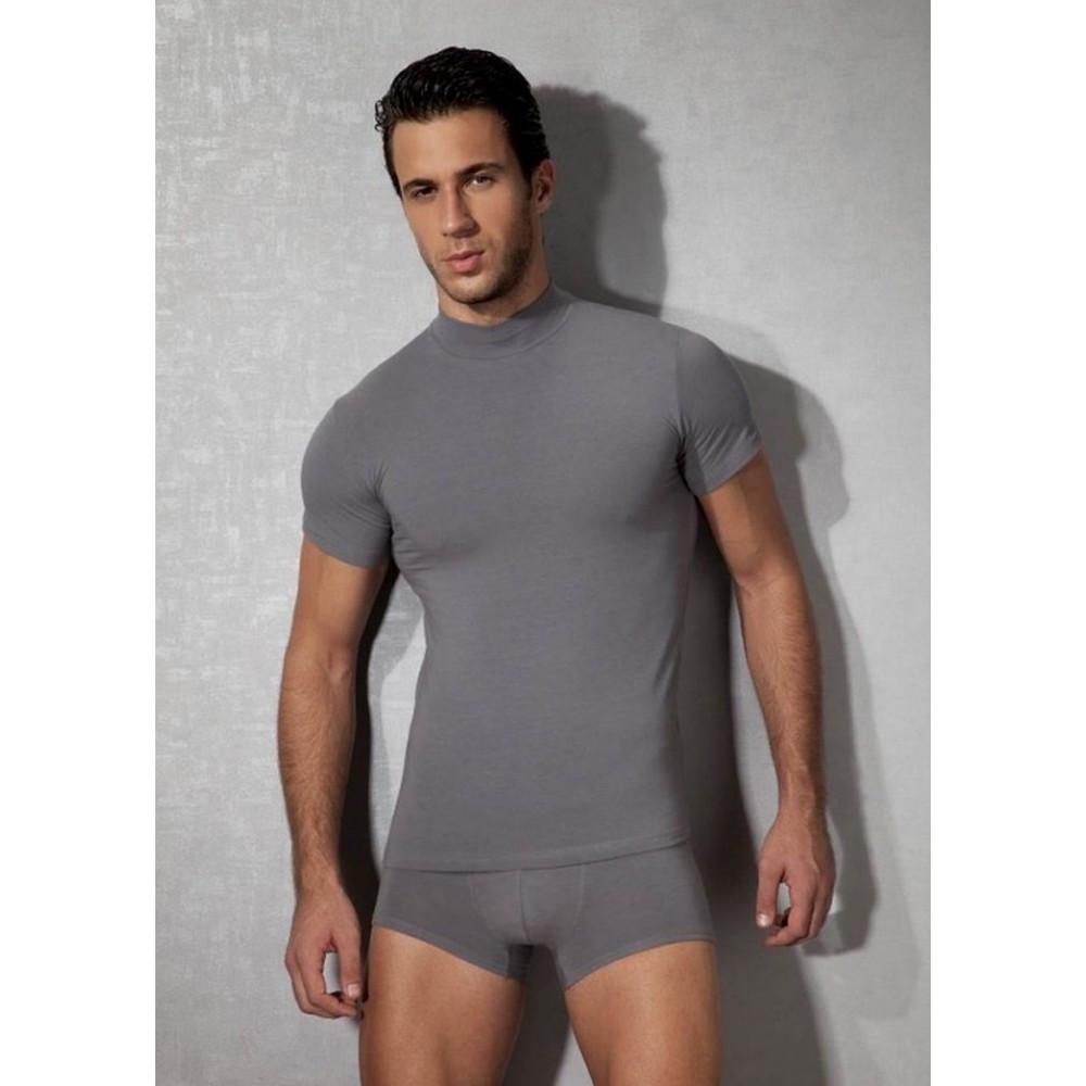 Мужская футболка Doreanse 2730 серый