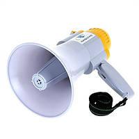 Ручной мегафон рупор HH-108