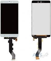 Дисплей (экран) для телефона Xiaomi Mi Note Pro + Touchscreen White