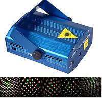 Лазерное шоу. Цветомузыка Laser-09 (SHINP)