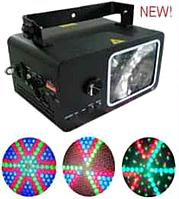 Фейерверк лазер  BETVLASER светоприбор+лазер