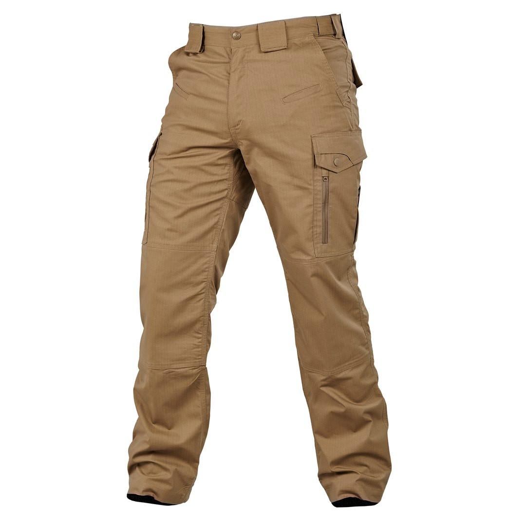 Мужские тактические брюки бежевые