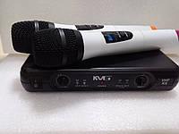 Радиосистема на два микрофона К-06