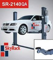 SR-2140 QA Автомобильный двухстоечный электрогидравлический подъемник, фото 1