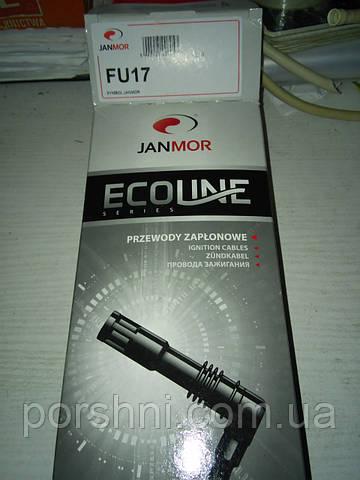 Провода  высоковольтные Ford  Escort  1.6 I 90 --  Тransit  ДОНС JANMOR  FU17