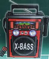 Активная акустика на акумуляторе KN61