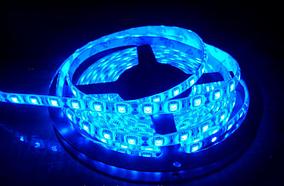 Светодиодная лента 5050 B (100) Blue