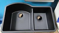 Гранитная мойка под столешницу Schock Edo N -175Y onyx