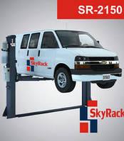 Подъемник SR-2150 автомобильный двухстоечный электрогидравлический