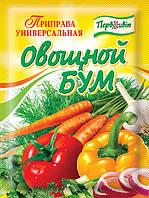 Универсальная приправа Овощной Бум ТМ Первоцвіт, 90г, фото 1