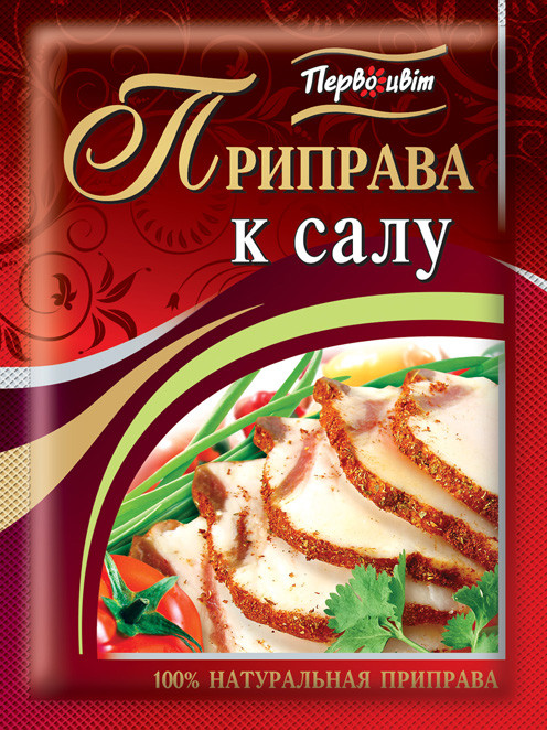 Приправа к салу ТМ Первоцвіт, 25 г