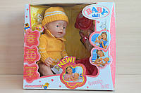 Кукла Беби Борн Baby born с аксессуарами 8 функций