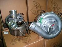 Турбокомпрессор ТКР-К-27-145-02 (КамАЗ Евро-2) K-27-145-02 левый