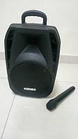 Портативная колонка G08 Bluetooth. FM-тюнер.