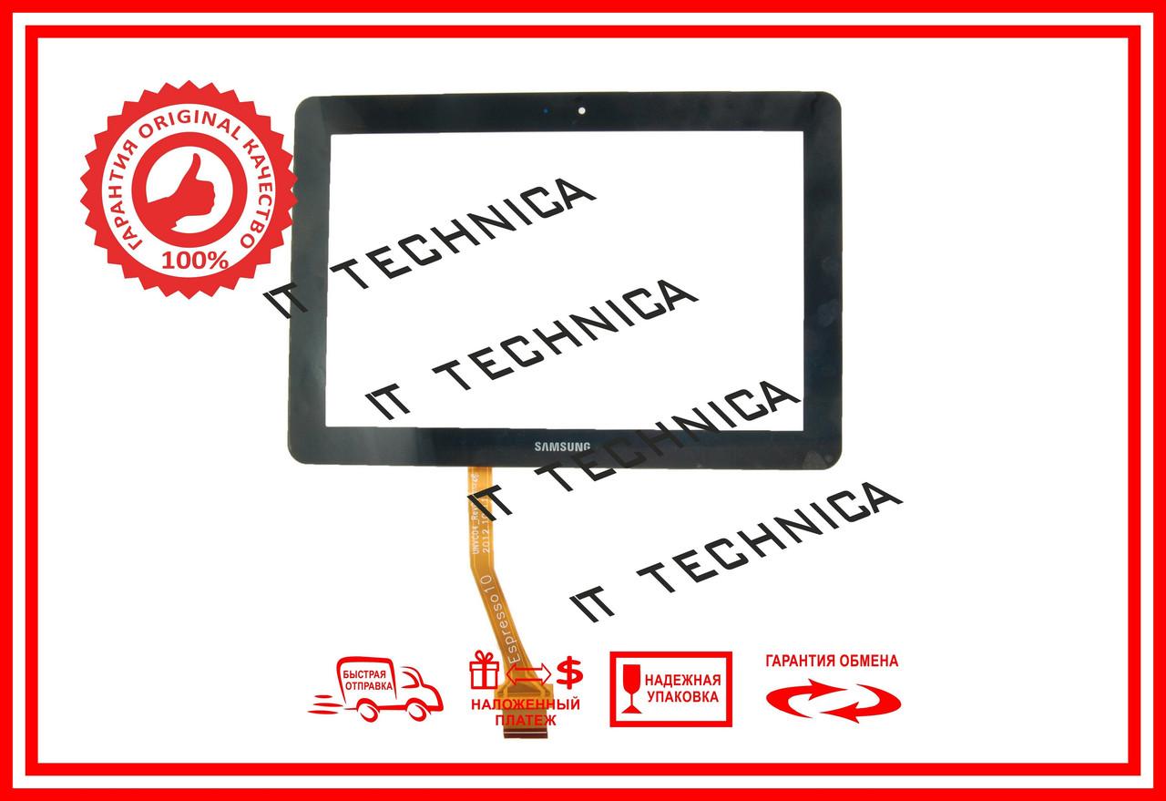 Тачскрін SAMSUNG GT-P7100 Чорний ОРИГІНАЛ