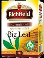 Чай черный крупнолистовой ТМ Richfield, 90г, фото 1