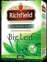 Чай зеленый крупнолистовой ТМ Richfield, 100г, фото 1