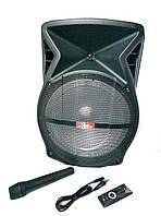 Автономная акустика SS-777 Bluetooth. FM-тюнер. Пульт ДУ., фото 1