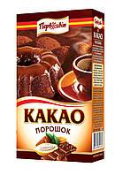 Какао порошок темный ТМ Первоцвіт, 75 г, фото 1