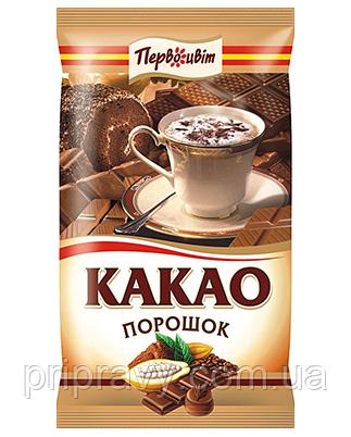 Какао порошок натуральный ТМ Первоцвіт, 100 г