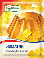 Желатин быстрорастворимый ТМ Первоцвіт, 15 г , фото 1