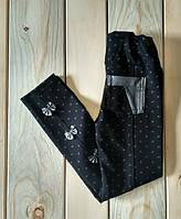 Лосины на девочку Chanel 116-122 см