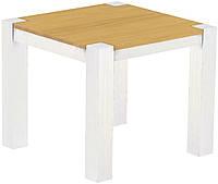 Журнальный стол из массива дерева 140